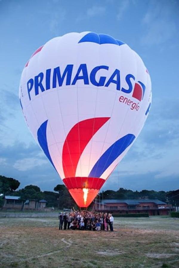 Historia Primagas globo 2006