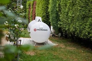 Déposito de gas Primagas